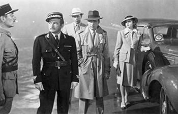 Copie restaurée de Casablanca au Cinéma du Parc pour la St-Valentin