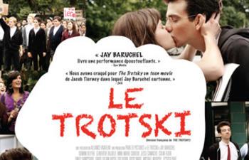 Affiche en français Le Trotski