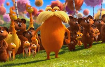 Nouveautés : Dr. Seuss' The Lorax