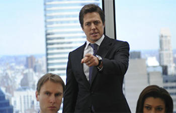 Hugh Grant se joint à The Man from U.N.C.L.E.