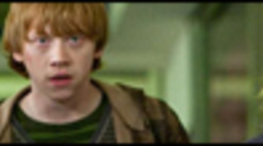 Pré-bande-annonce du film Harry Potter and the Deathly Hollows