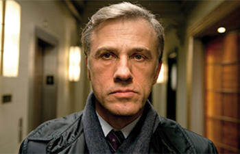 Christoph Waltz dans The Muppets 2