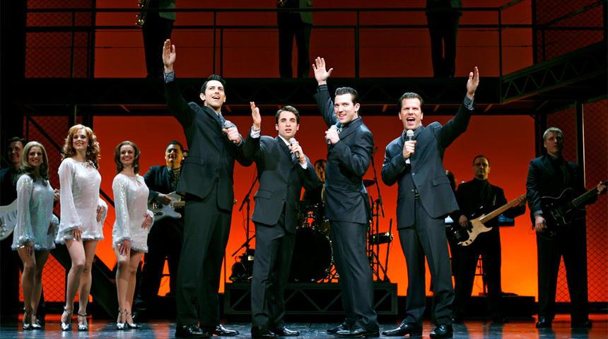 La comédie musicale Jersey Boys au grand écran