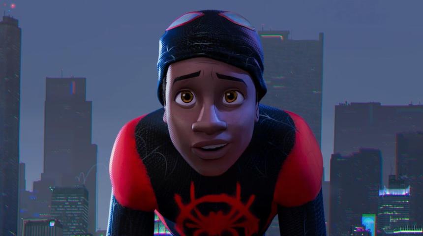 Bande-annonce : Un nouveau Spider-Man animé pour Noël prochain