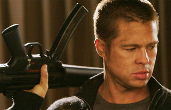 Brad Pitt acquiert les droits du livre In With the Devil