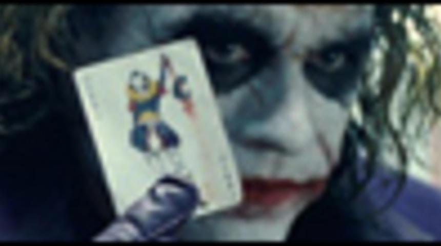 The Dark Knight à l'affiche le 23 janvier