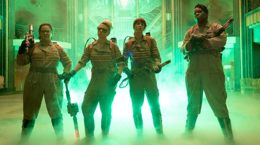 Nouveautés : Ghostbusters