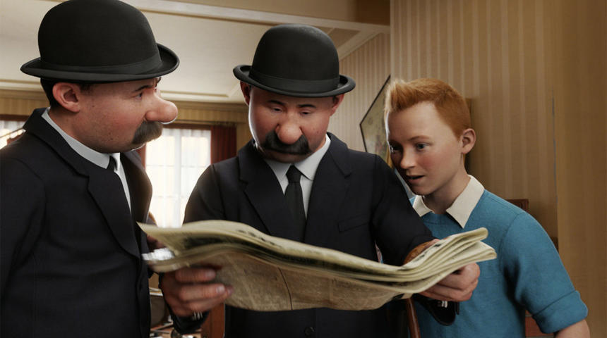 Nouveautés : The Adventures of Tintin