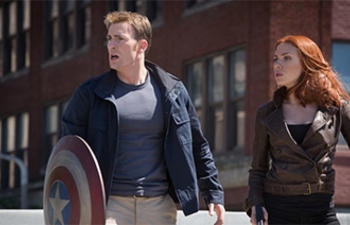 Box-office nord-américain : Encore 41,4 millions $ pour Captain America: The Winter Soldier