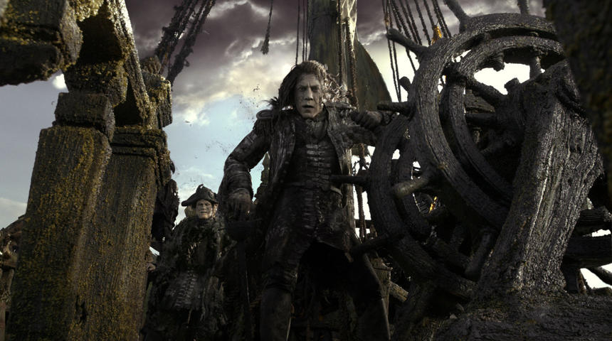Sorties Blu-Ray et DVD : Pirates of the Caribbean: Dead Men Tell No Tales
