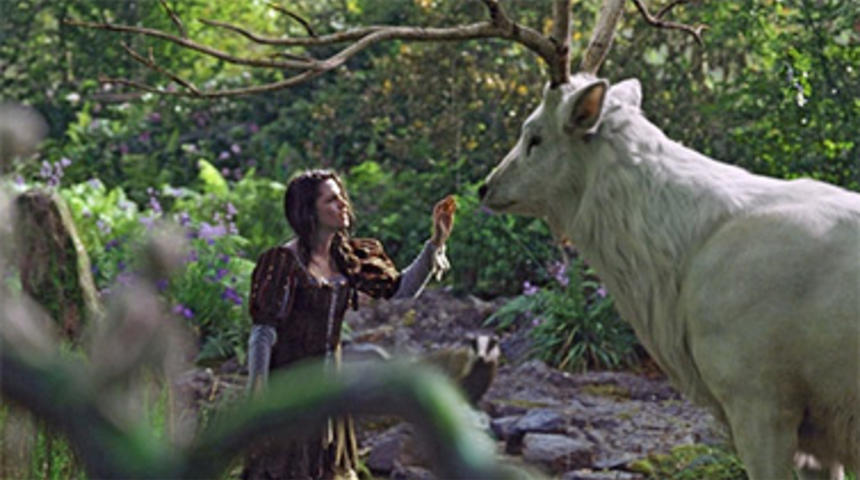 Sorties DVD : Snow White and the Huntsman