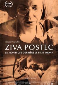 Ziva Postec. La monteuse derrière le film Shoah