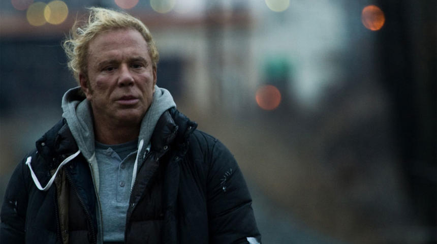 Mickey Rourke sera The Ice Man