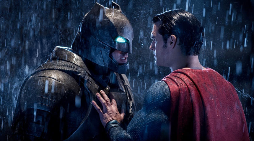 Sorties DVD : Batman v Superman: Dawn of Justice