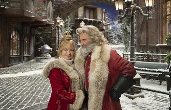 Netflix dévoile la bande-annonce de Christmas Chronicles 2
