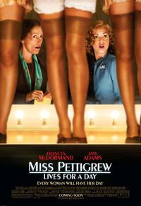 Miss Pettigrew et le jour de sa vie