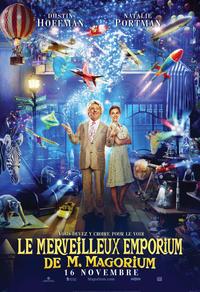 Le merveilleux Emporium de M. Magorium