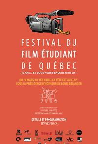 Festival du film étudiant de Québec 2012