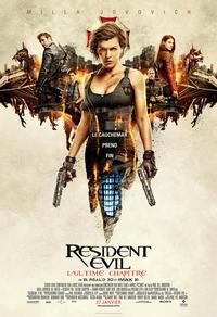 Resident Evil : L'ultime chapitre