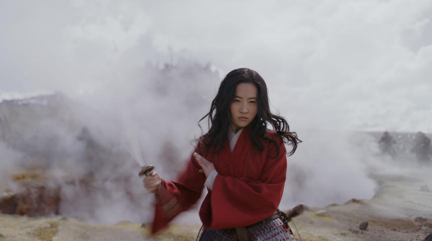 La bande-annonce — Mulan