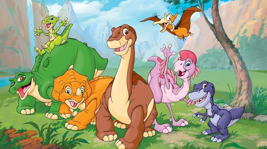 Petit-Pied, le dinosaure au Festival Fantasia