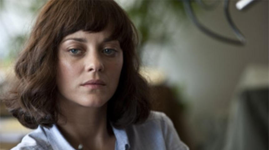 Marion Cotillard dans Rust and Bone