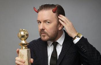 Ricky Gervais animera les Golden Globes pour une dernière fois en 2020