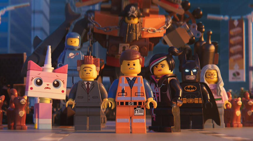 Nouveautés : The LEGO Movie 2: The Second Part et Edmond