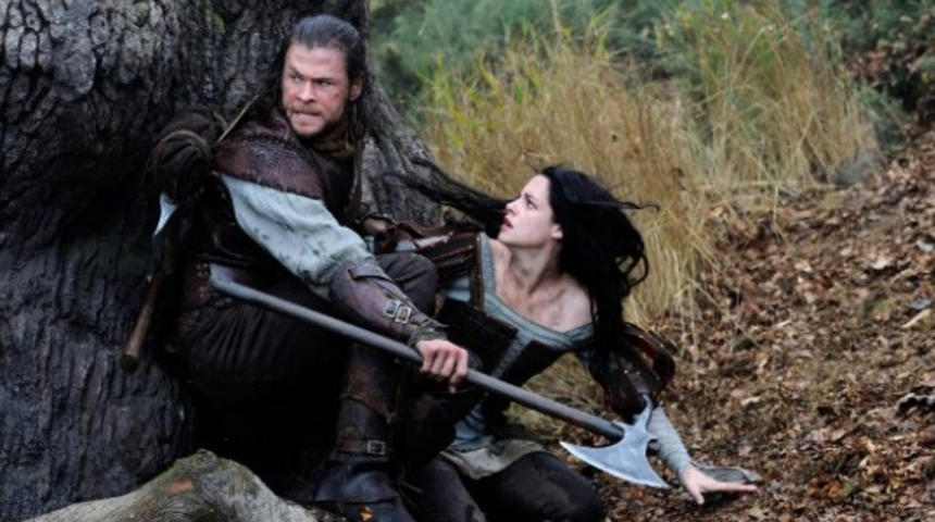 Nouveautés : Snow White and the Huntsman