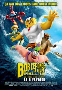 Bob l'éponge, le film : Éponge à court d'eau