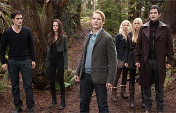 Box-office nord-américain : The Twilight Saga: Breaking Dawn Part 2 amasse 141,3 millions $