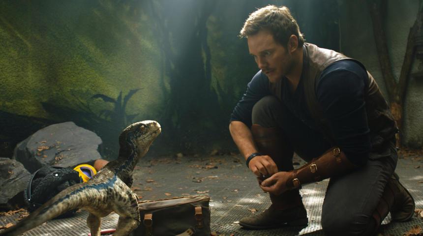 Voyez la bande-annonce en français de Jurassic World: Fallen Kingdom