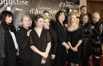 Première du film La passion d'Augustine