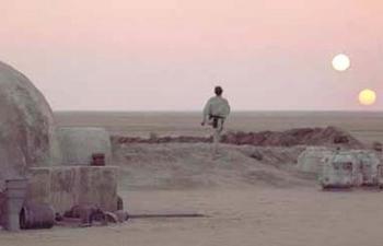 Star Wars: Episode VII sera tourné à Abu Dhabi