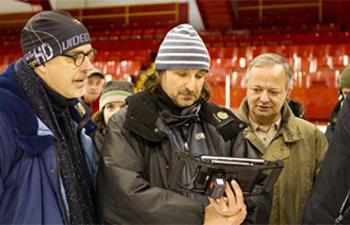 Éric Tessier parle de Les Pee-Wee : L'hiver qui a changé ma vie