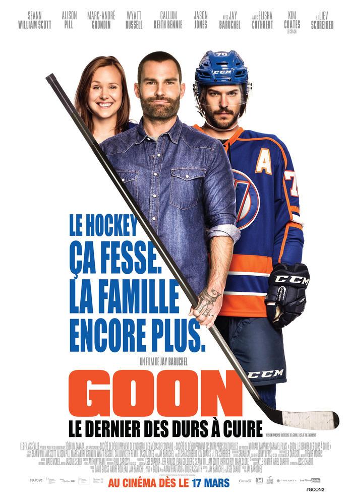 Goon Le Dernier Des Durs à Cuire 2017 Film Cinochecom
