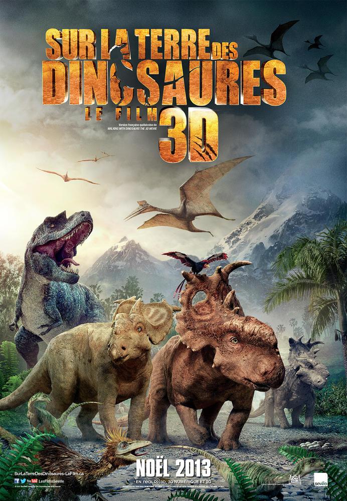 Sur la Terre des Dinosaures - Le Film 3D [20th Century - 2013] 425f04dcb9765dbf4ded092640c9b955