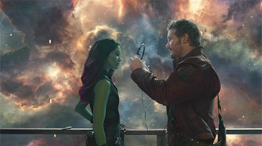 Box-office nord-américain : Guardians of the Galaxy indétrônable
