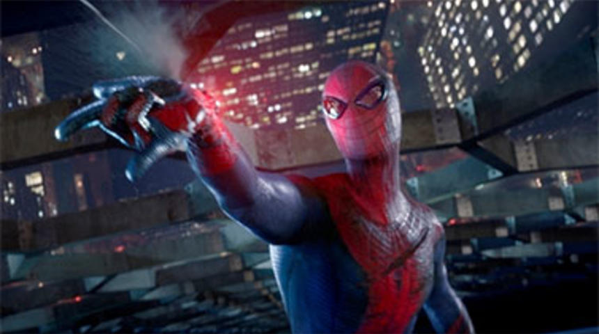 Box-office nord-américain : The Amazing Spider-Man domine