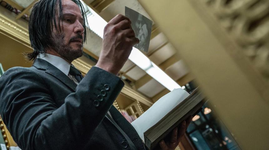 Bande-annonce en français : John Wick est de retour!