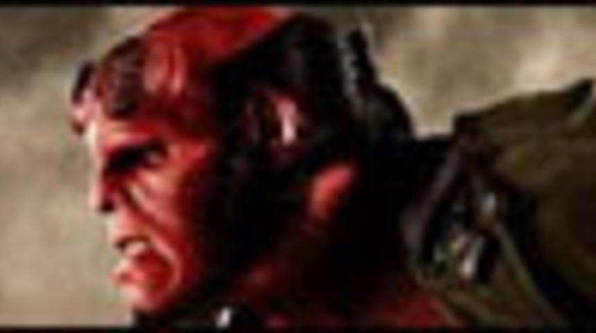Affiche officielle de Hellboy 2: The Golden Army