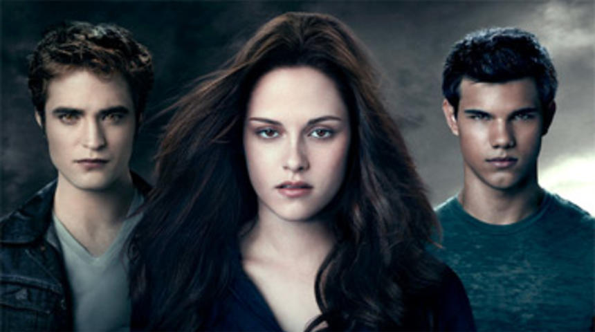 Nouvelle affiche du film The Twilight Saga: Eclipse
