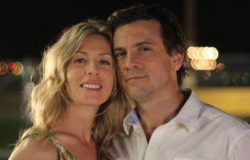 Claude Legault et Céline Bonnier parlent de French Kiss
