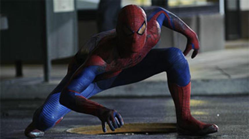 Premier visionnement de The Amazing Spider-Man lundi prochain à 20h