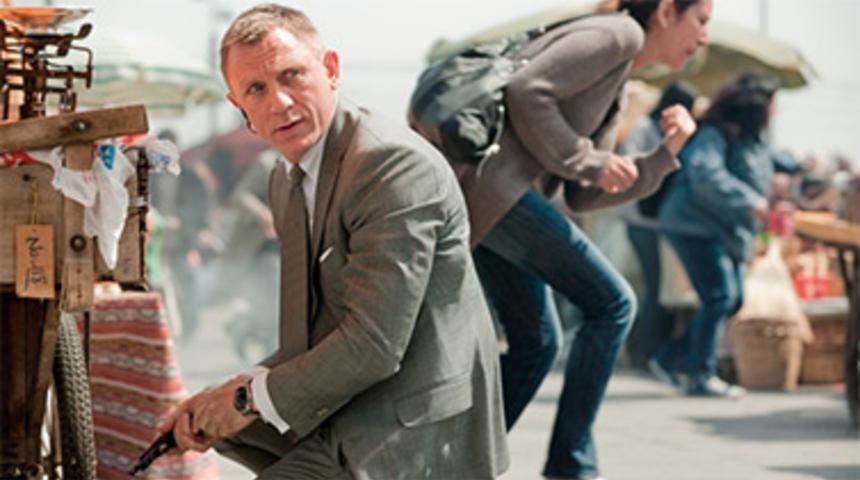 Box-office nord-américain : Skyfall premier avec 11 millions $