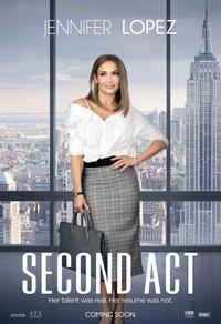 Second Act - Assistez à la première de Montréal en version originale anglaise