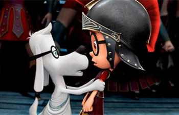 Box-office nord-américain : Mr. Peabody & Sherman prend le premier rang