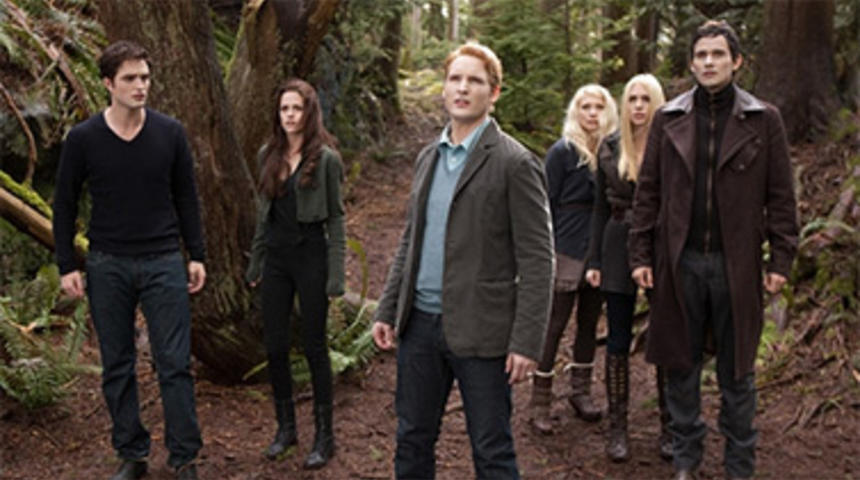 Box-office nord-américain : The Twilight Saga: Breaking Dawn Part 2 amasse 141,3 millions $