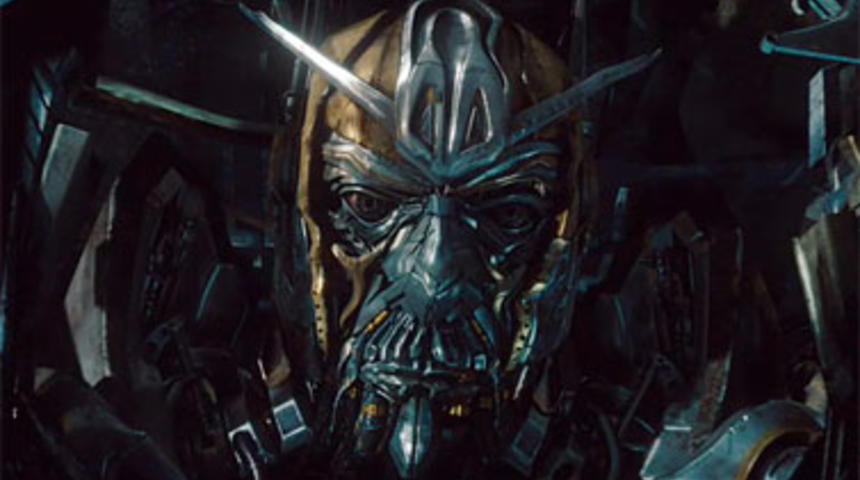 Pré-bande-annonce de Transformers: Dark of the Moon