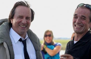 Michel Côté et Robert Piché parlent de Piché : Entre ciel et terre